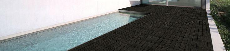 suelos pavimentos elevados para exterior | Tono Bagno #suelos #suelomodernos #suelosexterior #suelosexteriores #pavimentos #porcelanico #porcelanicos #tarimas #terrazas #diseñojardines #piscinas