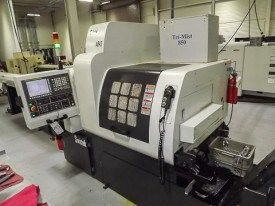 Swistek AB42 7 Axis CNC Lathe Screw Machine For Sale