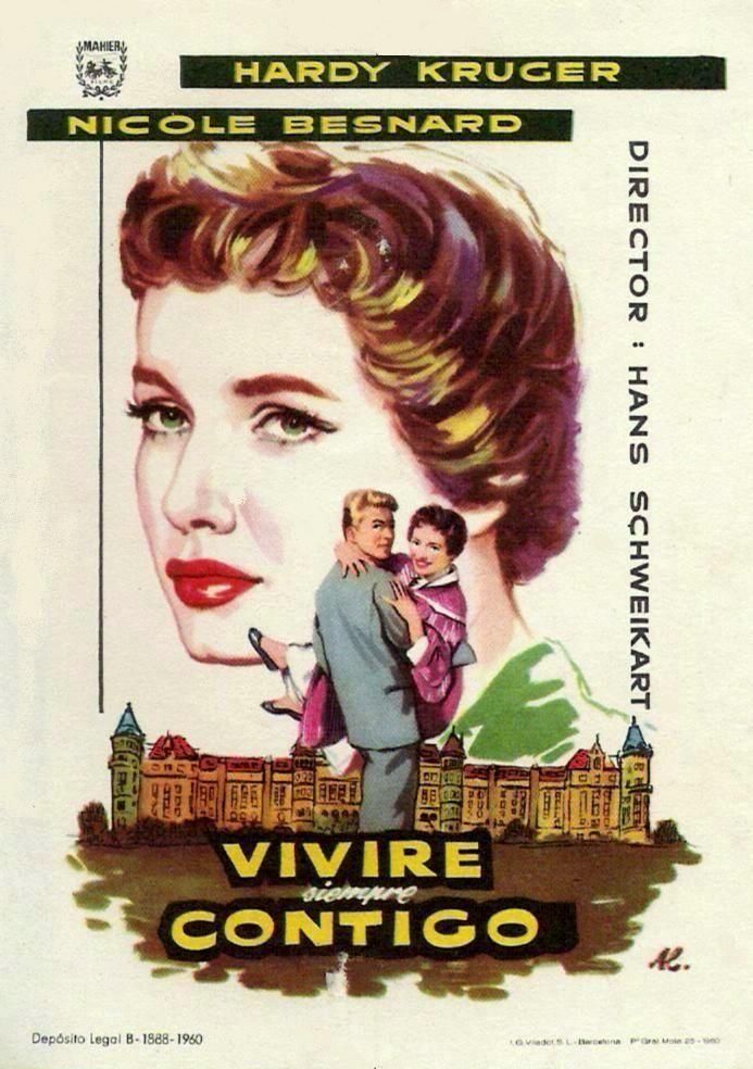 "Viviré siempre contigo (1955) ""An der schönen blauen Donau"" de Hans Schweikart - tt0047826"