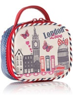 London Fun Cosmetic Bag