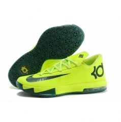 Now Buy Nlke KD Vi Mens Dark Green Fluorescence Green For Sale Save Up From  Outlet Store at Footlocker.