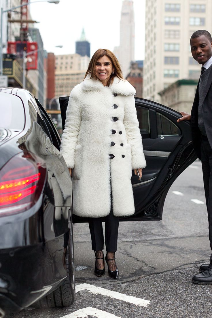502 Best Images About Style Icon Carine Roitfeld On