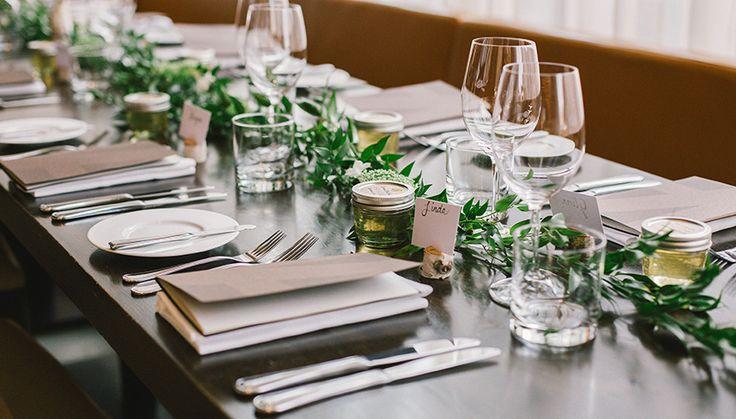 Jessie & Jerad's wedding at #Luma #Restaurant #Toronto #TorontoWedding #Wedding   Photo: www.juliapark.ca/