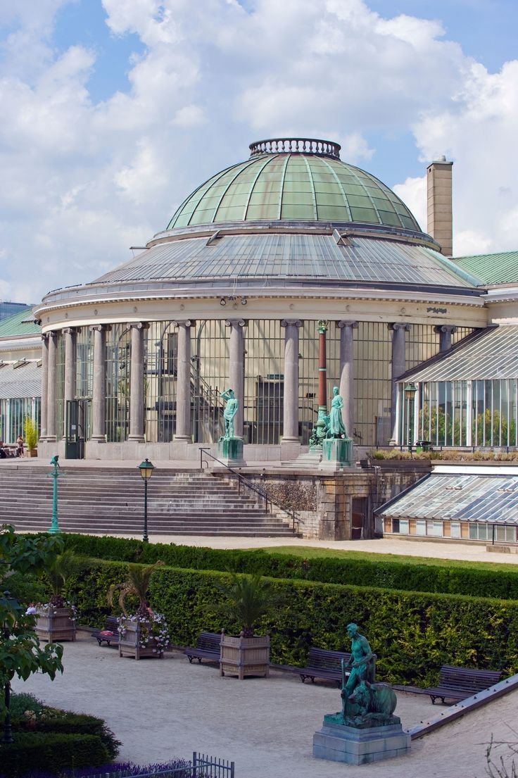 The green house mere - 10 Stunning Greenhouse Conservatories Around The World