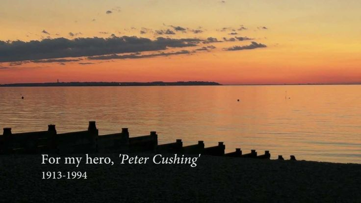 Peter Cushing & Whitstable - Remembering The Gentle Man of Horror