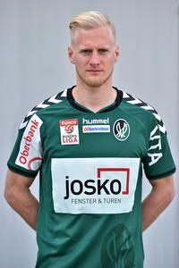 Thomas Fröschl kickt wieder bei der SV Josko Ried