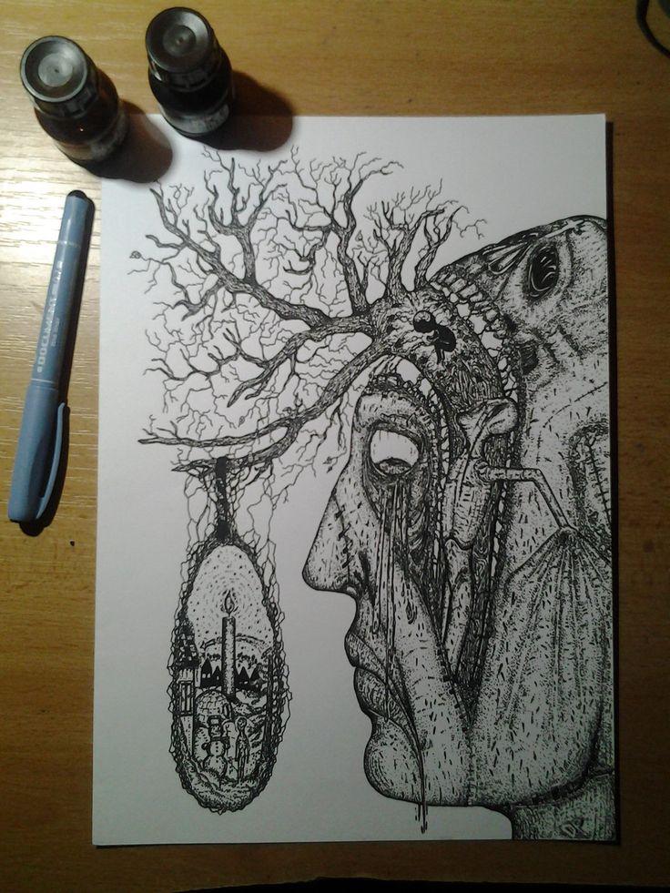 Melancholia by ARTofTWINS