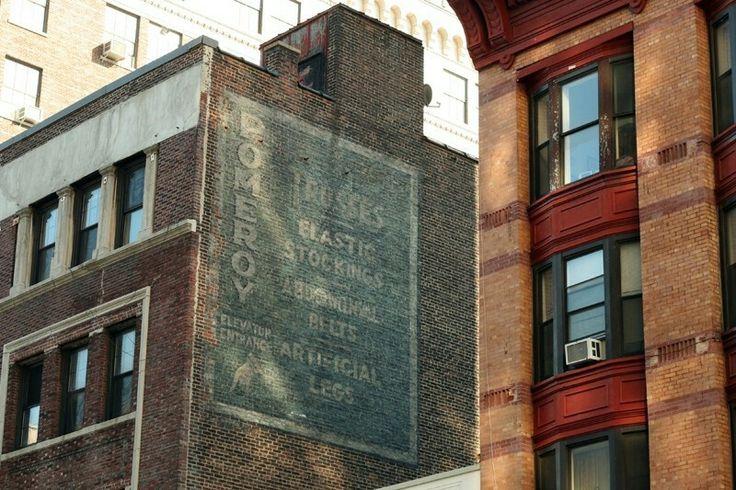 Gorgeous Vintage signage NYC