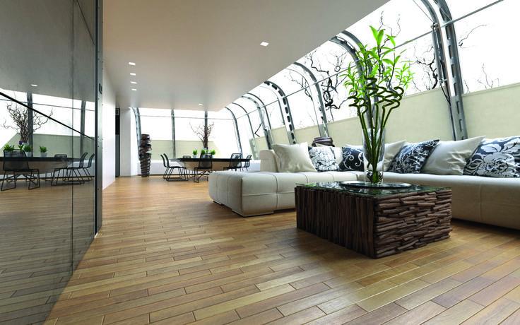 Piękna, solidna podłoga to podstawa :)
