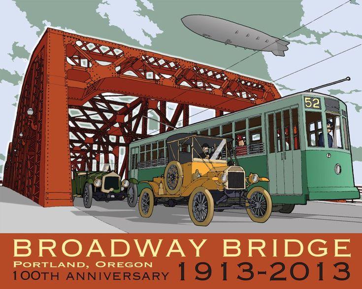 90 Best Images About Portland Bridges On Pinterest St John 39 S Cantilever Bridge And Oregon