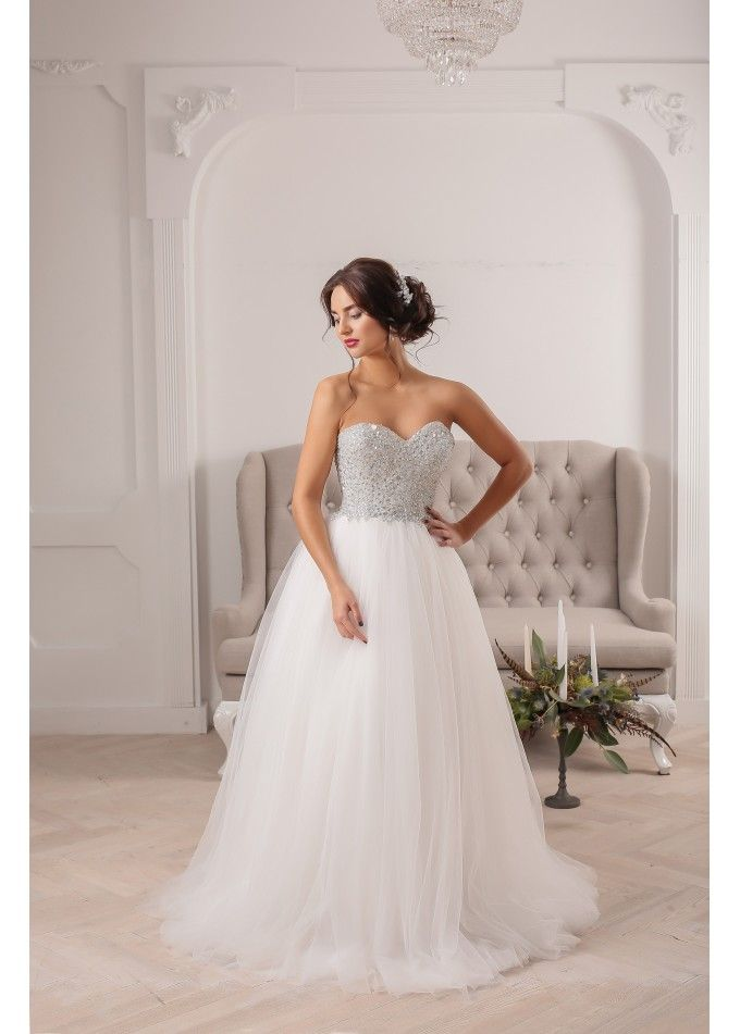 ef11ca2c7e5d914f5182d76373cb08b9  white ball gowns ball gown wedding - Ball Gown Wedding Dresses