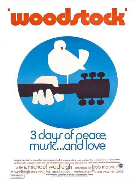 Woodstock : Affiche