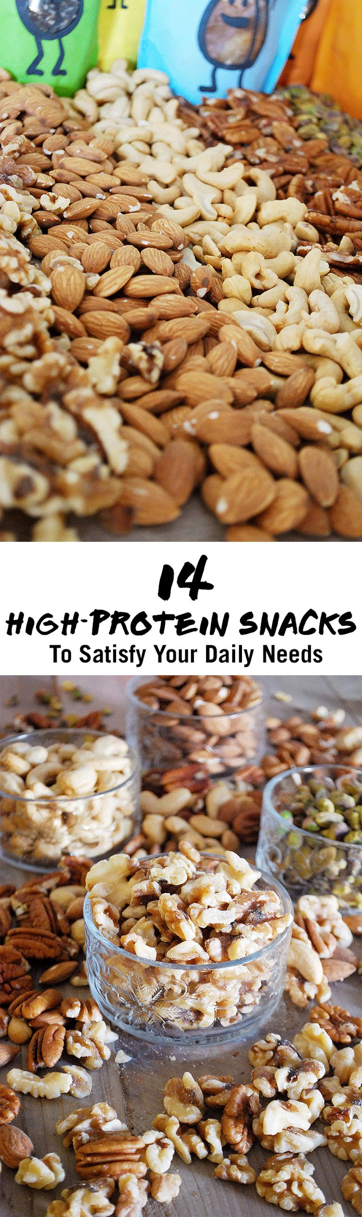 Nuts.com - High-Protein Snacks