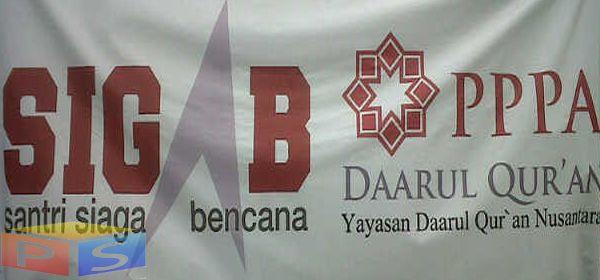 Turut Bantu Korban Bencana, Warga Berterima Kasih kepada SIGAB PPPA Darul Qur'an Nusantara