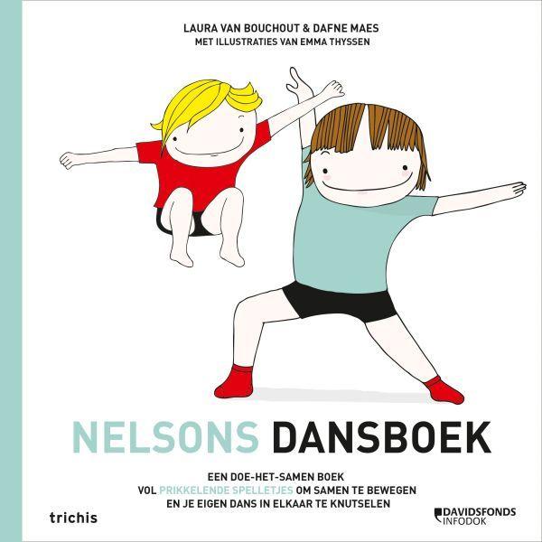 Nelsons dansboek | Met prikkels uit de hedendaagse dans word je samen met je kind uitgedaagd om je eigen bewegingstaal te ontdekken en leer je hoe je een choreografie uitschrijft.