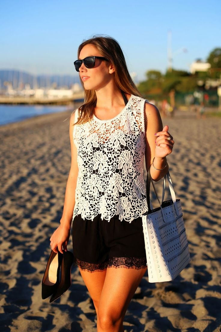 EVERYDAY SUNDAY 1piece from Beach to Street Style