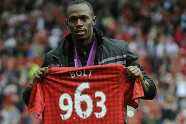 Jamaican Sprinter Usain Bolt has backed Jose Mourinho to succeed at Manchester United after which the Olympic gold medalist further joked that he was willing to play for Manchester United under Jose Mourinho.  Bolt, a winner of six Olympic gold medals in Track and Field, and a fan of Manchester United once joked that he wanted to play for Manchester United while Louis Van Gaal was in charge, but said he does not want to play under the Dutch.  The Jamaican was a special guest of Manchester…