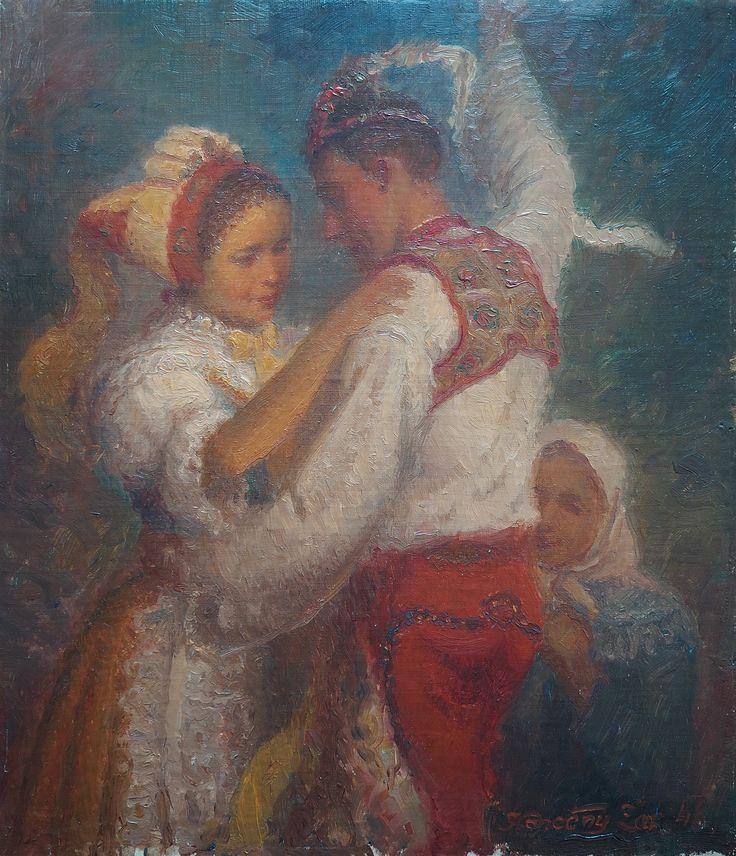 Josef Konečný: Na Podluží (Folkdance), 1918