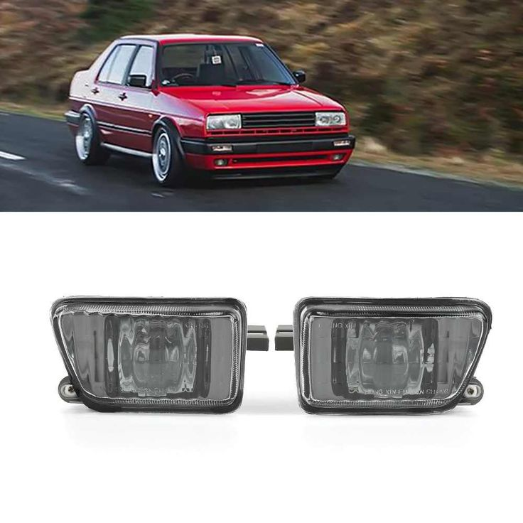 ==> [Free Shipping] Buy Best 2Pcs Projector Turn Signal Fog Lights Left Right Driving Lamps for VW Jetta MK2 1992-1996 ABS Plastic without bulbs Online with LOWEST Price | 32813304218