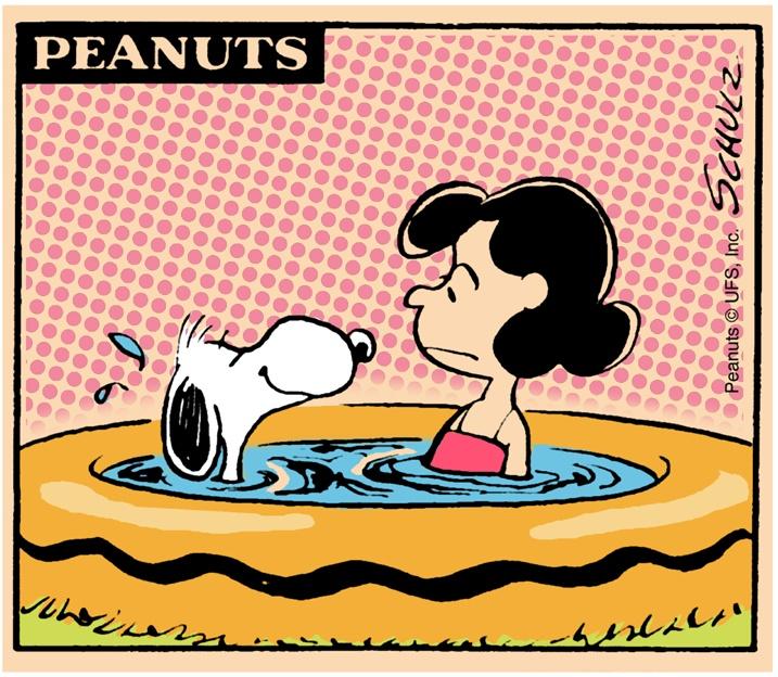 122 best peanuts summer baseball swimming beach - Woodstock swimming pool opening hours ...