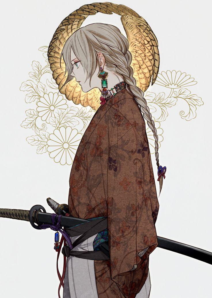 「どうせ斬られるなら」/「風李たゆ」のイラスト [pixiv]