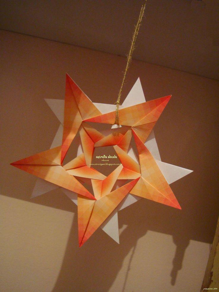 Estrela Abuella - Marcia Krone - Zen Origami