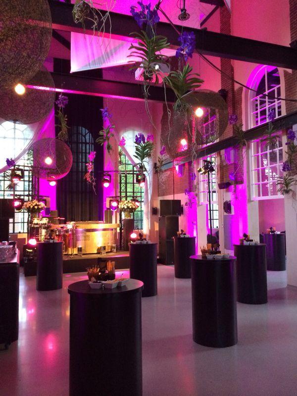 Feest bij Explore te Muiden van Peter Lute www.lute.nu