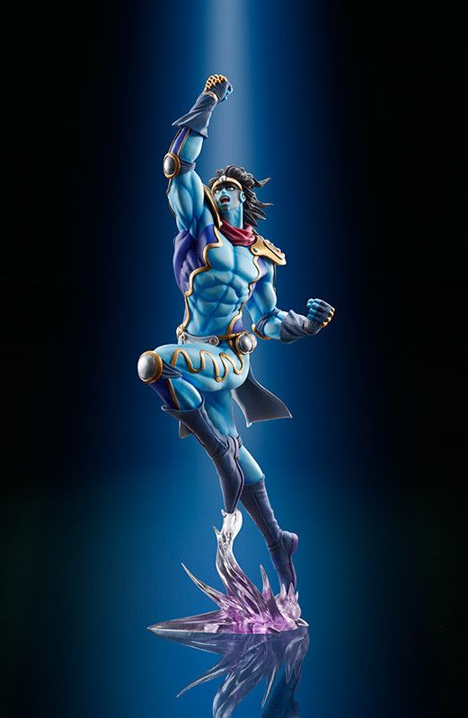Crunchyroll - Store - Star Platinum Second Jojo's Bizzare Adventure Statue Legend Scale Figure