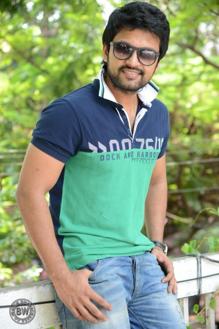 Actor Akhil Karthik Interview Photos