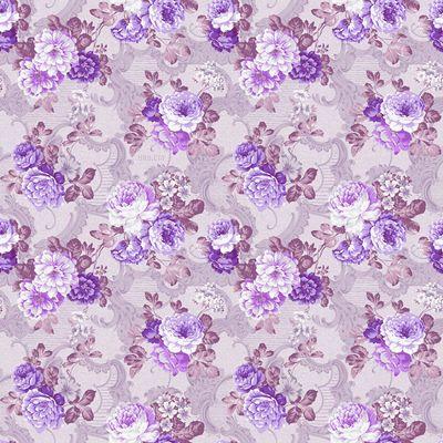 26 best Floral Print | Purple images on Pinterest