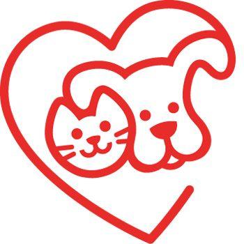 Petco Foundation Logo   I love how the cat and dog interlock.