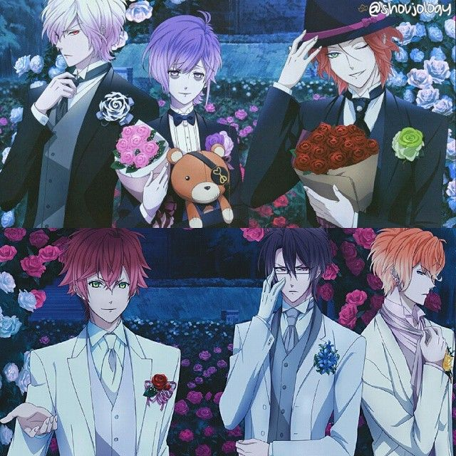 """CAN THEY TAKE ME TO PROM <span class=""""emoji emoji1f602""""></span><span class=""""emoji emoji1f602""""></span> my prom's tonight!! Can't wait!! Black or white? Which side do ya want? - Anime: ..."""