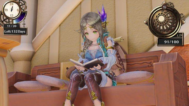 Atelier Firis: The Alchemist and the Mysterious Journey Review via @bagogames
