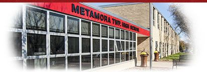 Metamora Township High School - Library-Freshman Library Orientation