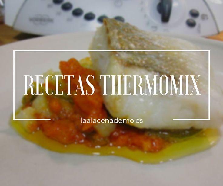Recetas Thermomix: recetario con las últimas Recetas Thermomix. Recetas Thermomix TM5, Recetas Thermomix TM31 para disfrutar de tu robot de cocina.