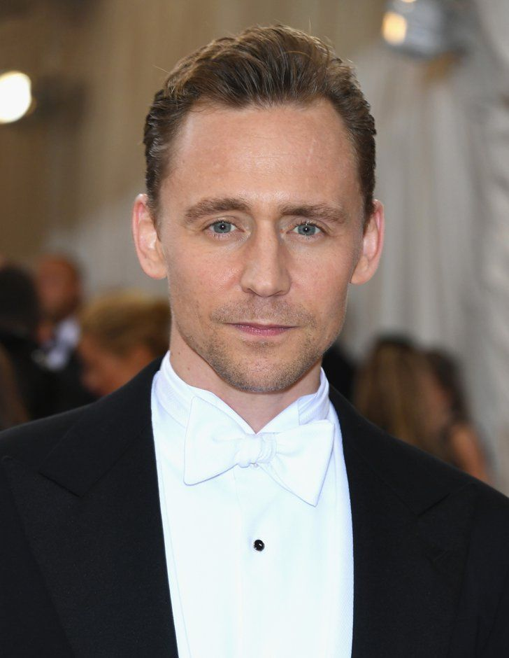 Pin for Later: Feast Your Eyes on All the Handsome Celebrity Guys at the Met Gala Tom Hiddleston