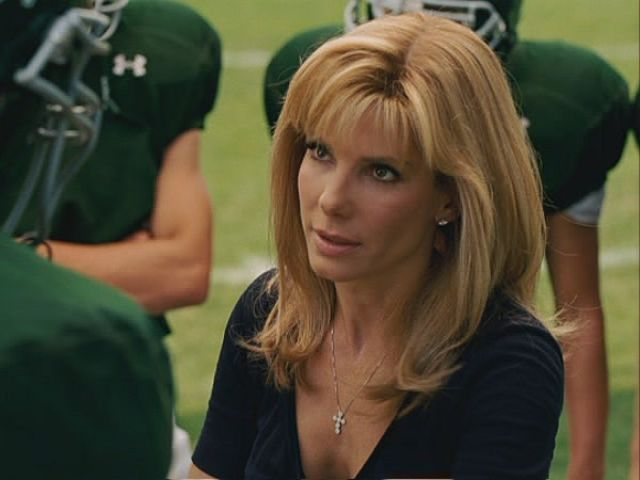 """I got: Leigh Anne Tuohy from """"The Blind Side""""! Which Sandra Bullock Character Are You Really?"""