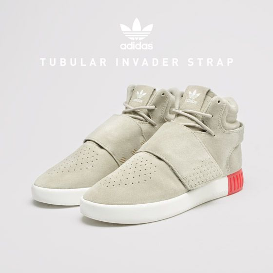 Adidas Tubular Invader Strap Faccion Presents
