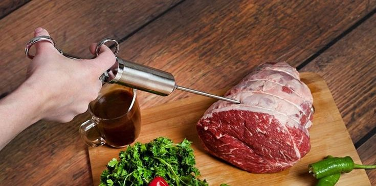 Meat Injector Marinade Recipe – Kitchen Expert