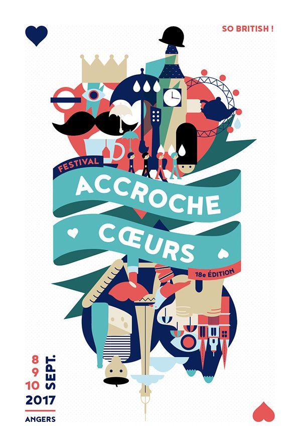 Festival Accroche-cœurs (projet non-retenu) - © Nathan Guesdon
