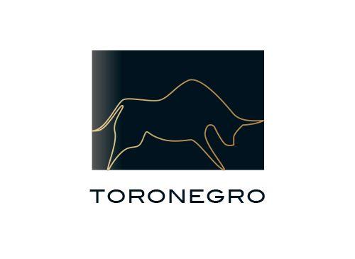 Logo, Stier, Bulle, Toro, Grafikpart