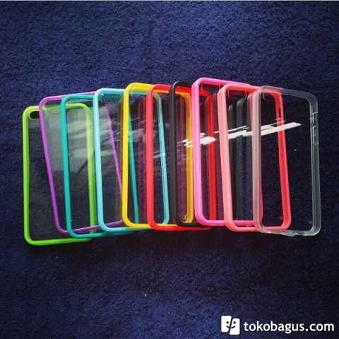 Bumper Bening Case Iphone 5/5s Murah