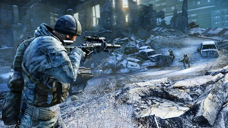 6 Best Sniper Games That Will Test Your Accuracy A genre that doesn't have many standalone titles, the use of sniper rifles and sniping can be found in most First Person Shooters. Sniping games represent a complex physics based gaming mechanic which developers can have a field day recreating in-game. We tried to find games that really i...