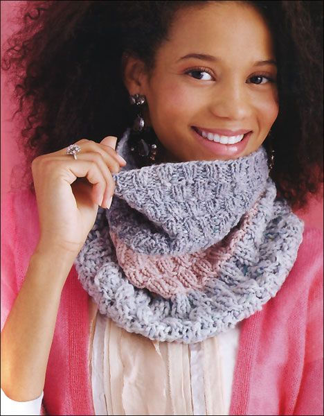 Cowl Girls: The Neck's Big Thing to Knit from KnitPicks.com Knitting by Cathy Carron On Sale