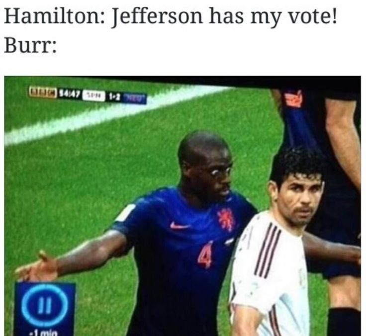Hamilton relatable amiright