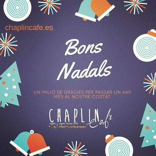 Sou molt grans!! Un milió de gràcies per passar un anyet més al nostre costat.  #bonsnadalsatots #navidad #onda