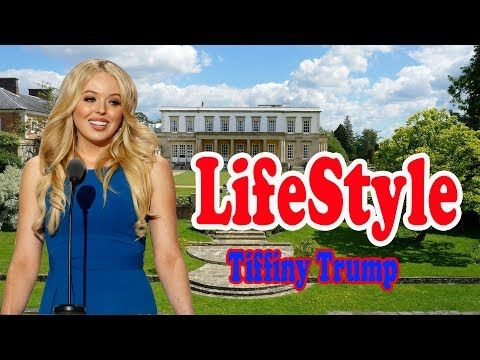 Tiffany Ariana Trump  Donald Trump's Daughter Income, Cars, Houses, Luxu...
