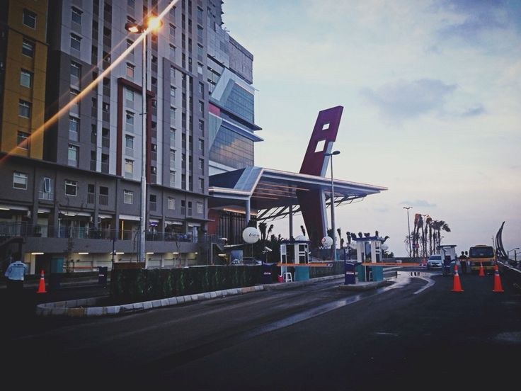BayWalk Mall in Djakarta, Jakarta