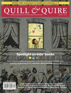 Artist Julie Morstad on finding inspiration for her illustrations - Quill and Quire