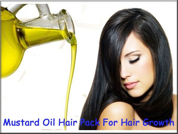 Mustard Oil Hair Pack For Hair Growth & How to use Mustard Oil for Hair